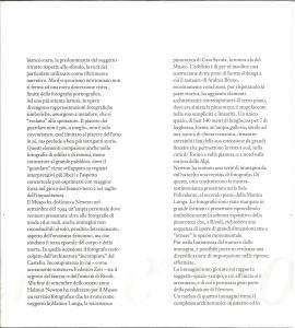 terza e quarta pagina interna